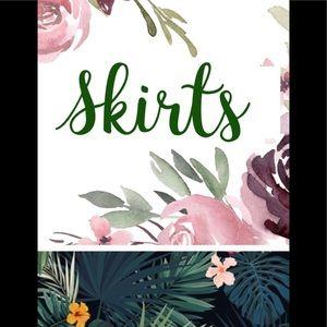 🌺Skirts & skirts sets